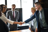 3 primary types of channel partners
