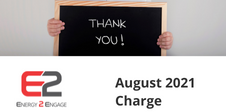 August 2021 Charge