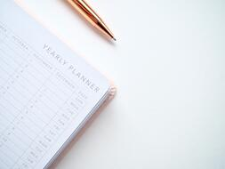 yearly planner